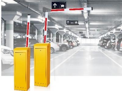 停車場管制系統 微電腦柵欄機 KG-530