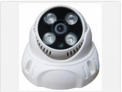 監視錄影整合系統 半球攝影機 SC-8033
