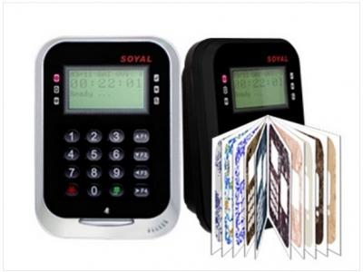 門禁差勤系統 液晶顯示門禁控制器 AR-837(E)