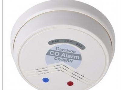 保全防盜系統 一氧化碳(CO)警報器 CX-96RN