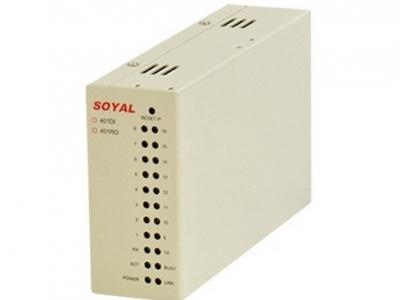 門禁差勤系統 可程式控制器 AR-401DI16