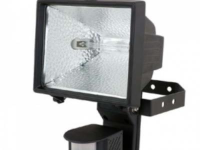 保全防盜系統 紅外線自動感應燈 LK-R2
