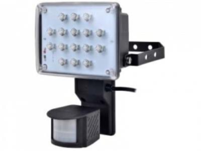 保全防盜系統 紅外線白光LED自動感應燈  LK-R6