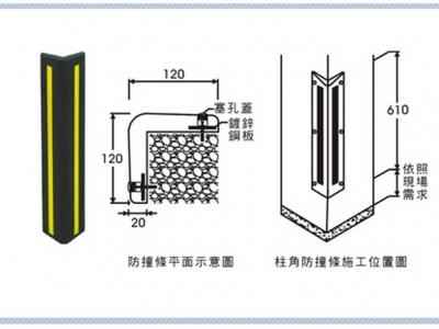 停車場管制系統 防撞條系列 NB-61