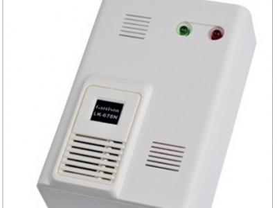保全防盜系統 瓦斯洩漏警報器(壁掛式) LK-678N