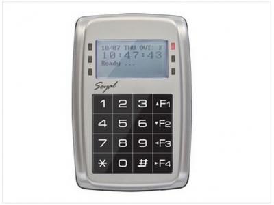 門禁差勤系統 鋁合金門禁控制器 AR-327(H)