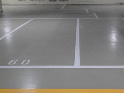 熱拌油漆車格畫線 EPOXY漆車格畫線