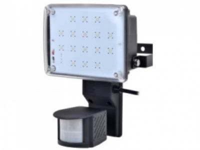 保全防盜系統 紅外線白光LED自動感應燈 LK-R5