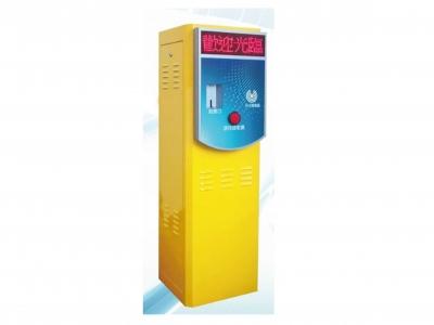 停車場自動收費系統 入口出票機 F987