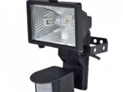 保全防盜系統 紅外線自動感應燈 LK-R1