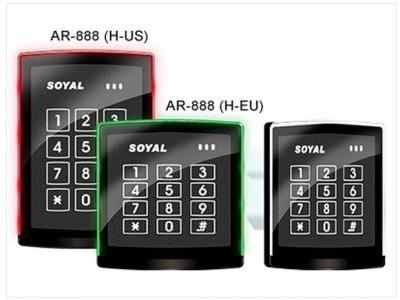 門禁差勤系統 按鍵型門禁控制器 AR-888