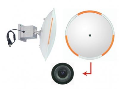 停車場管制系統  圓形(方型)CCTV功能 SGS認證