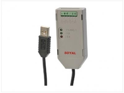 門禁差勤系統 隔離型USB RS-485雙向轉換器 AR-321CM