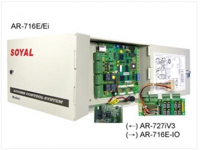 門禁差勤系統 多門聯網控制器 AR-716E(EI)