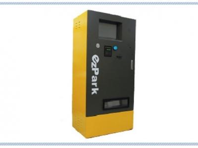 停車場自動收費系統 自動收費機 EZ-300T