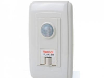 保全防盜系統 壁掛式紅外線自動照明控制器 LK-366