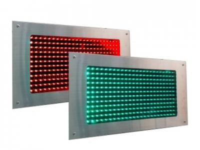 停車場管制系統 紅綠燈號誌系列 雙色 GLK-550