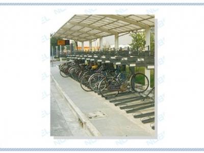 停車場管制系統  腳踏車位架 NBSM-2WG