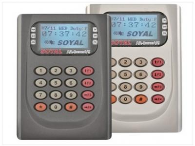 門禁差勤系統 液晶顯示門禁控制器 AR-829(E-V5)